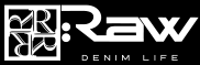 raw denim logo