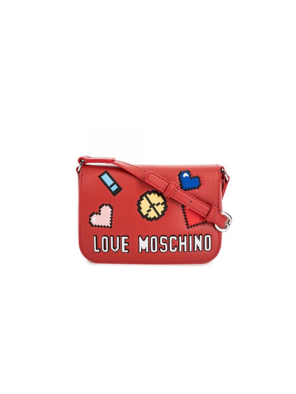 d7f0f181ff Luxusná dámska crossbody kabelka. Love Moschino Soft. Jemná a luxusná.