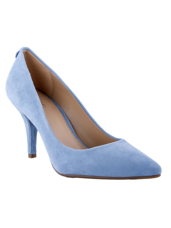 michael kors 40F1MFMP2AS dámske lodičky modrej farby e88b674153f