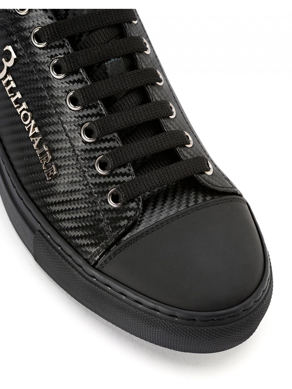 ... 1 · O18S MSC1686 BTE004N 0292 lo top sneakers original billionaire  pánske tenisky čierne 3 ... b59af0326be