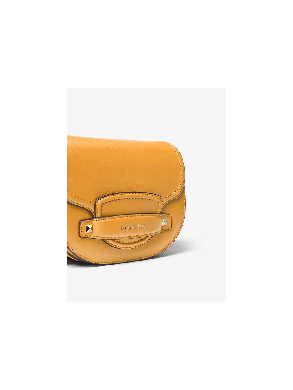 ... 32F8G0CC1L 0771 michael kors carry small saddle bag crossbody dámska  kabelka 3 ... 7330dfa612e