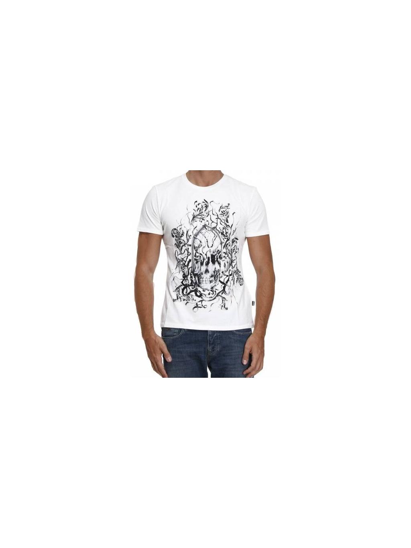 Just Cavalli lebka pánske tričko. Očarí. Pritiahne pozornosť ... ed4baa6ebd1