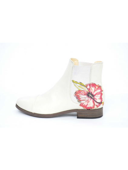 FABI Cuba kožené dámske topánky